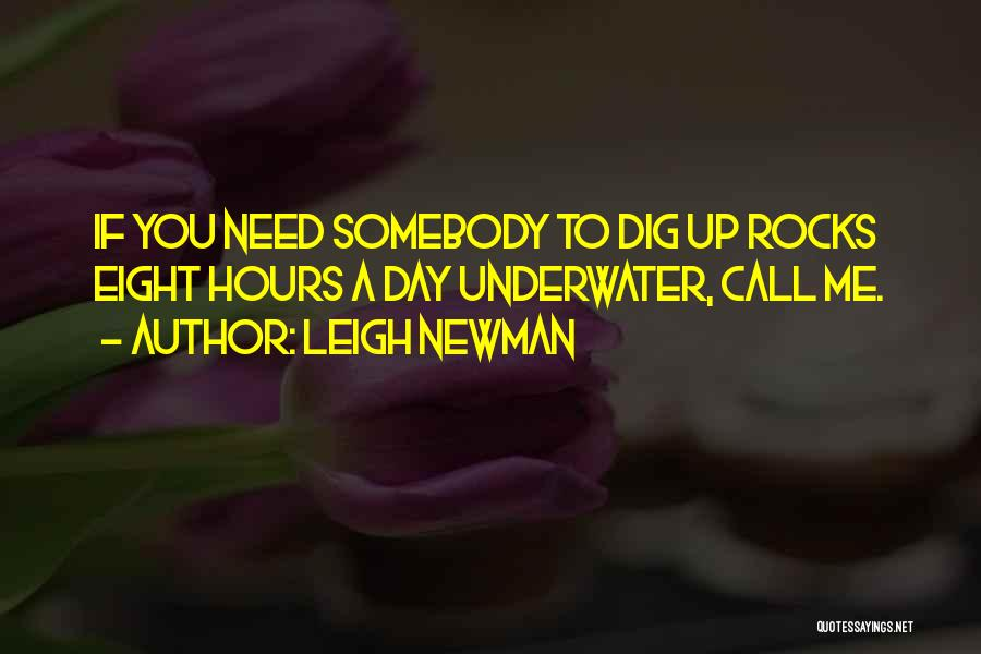 Leigh Newman Quotes 868860