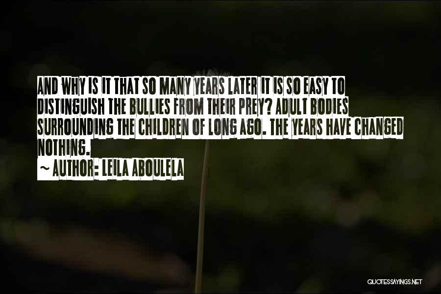 Leila Aboulela Quotes 131126