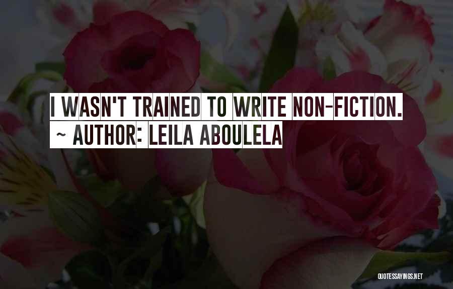 Leila Aboulela Quotes 1404854