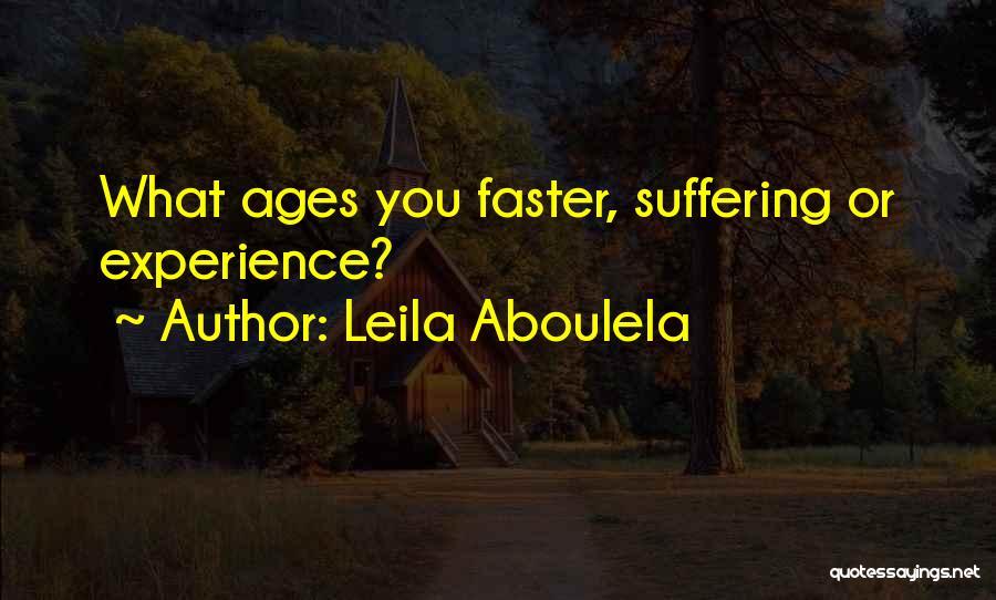 Leila Aboulela Quotes 169645