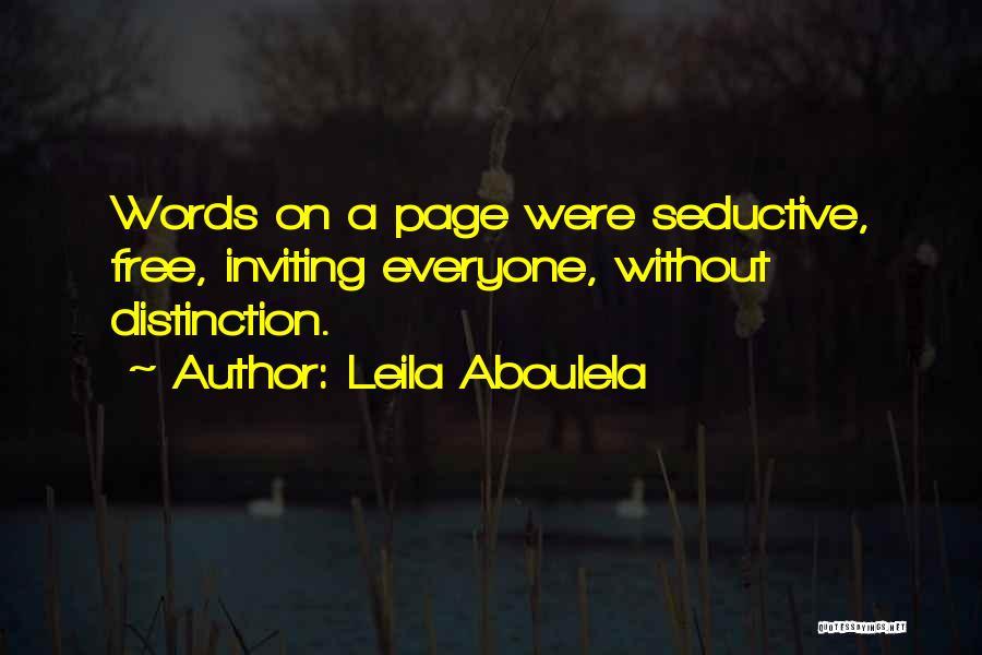 Leila Aboulela Quotes 402001