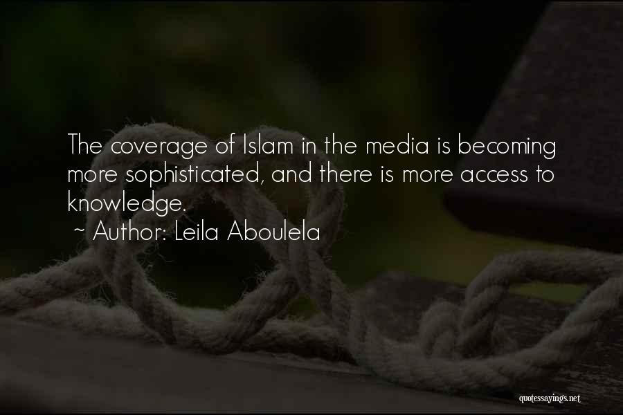 Leila Aboulela Quotes 540746