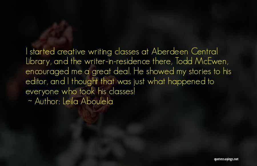 Leila Aboulela Quotes 680987