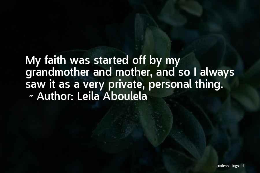 Leila Aboulela Quotes 895556