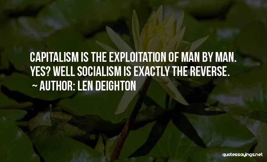 Len Deighton Quotes 1346657
