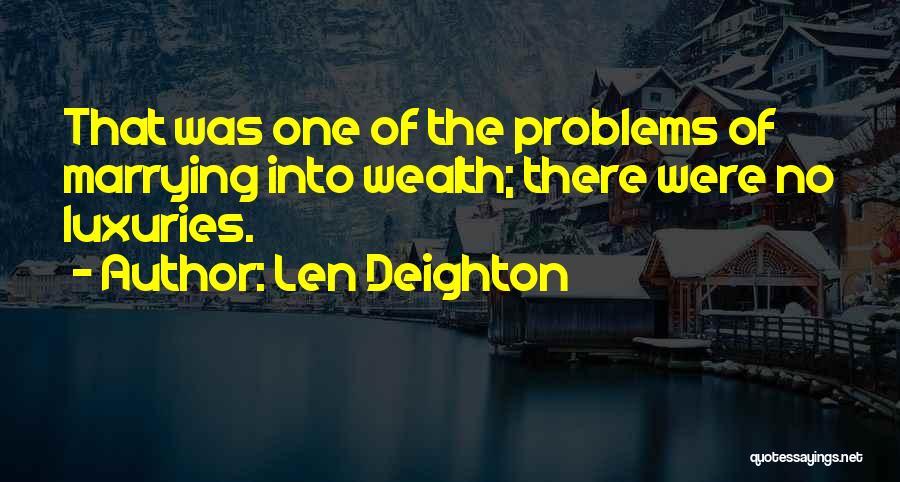 Len Deighton Quotes 191968