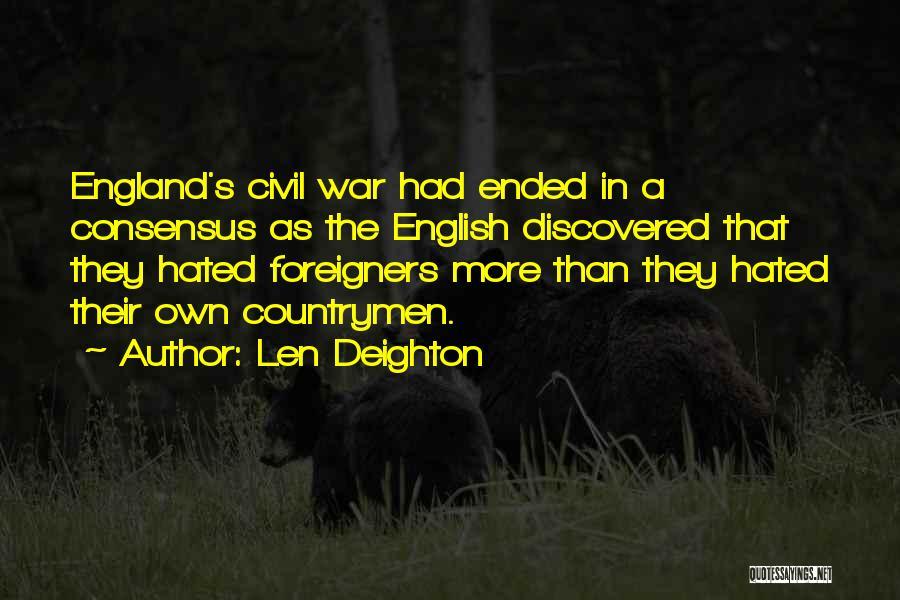 Len Deighton Quotes 1984722