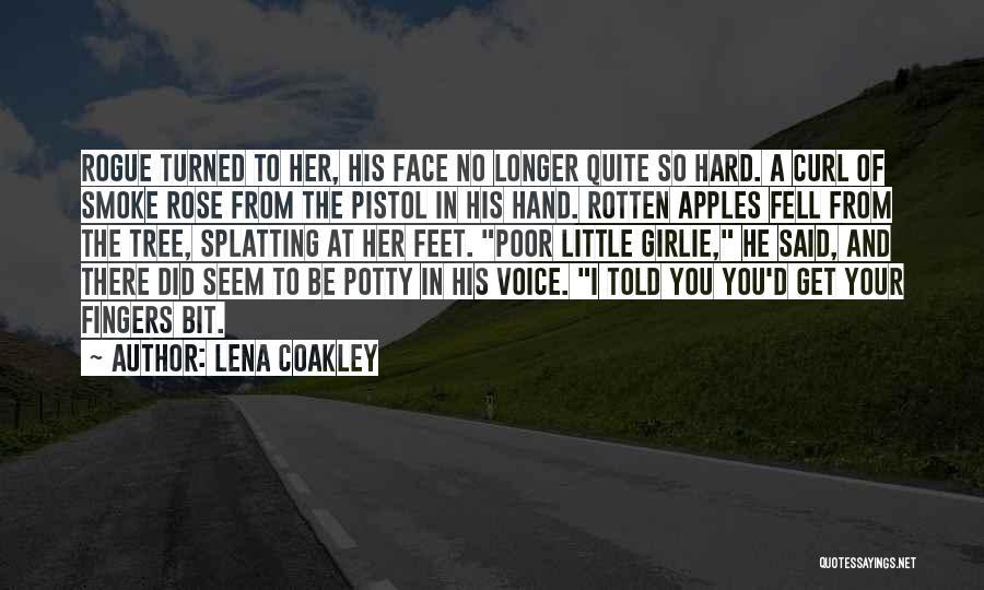 Lena Coakley Quotes 1615125