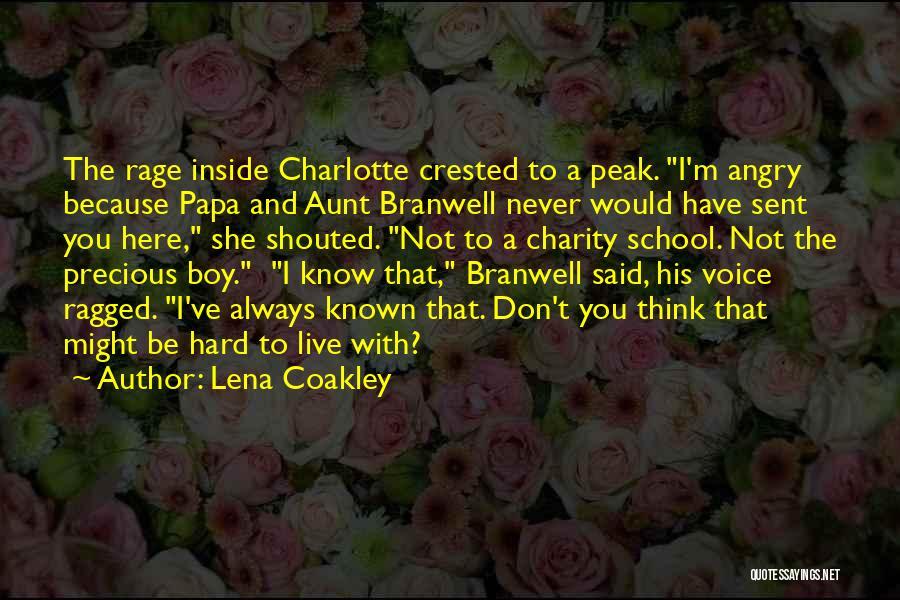 Lena Coakley Quotes 1761450