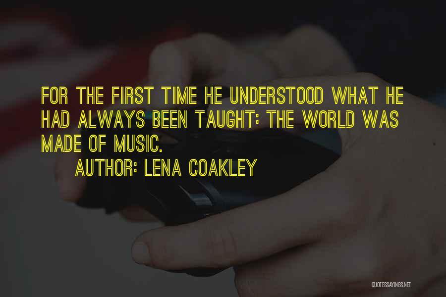 Lena Coakley Quotes 690152