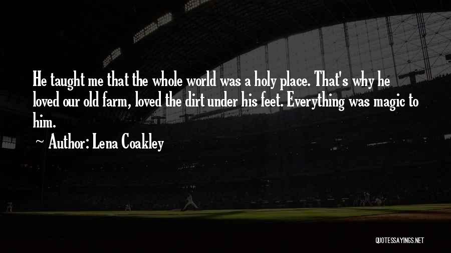 Lena Coakley Quotes 826507