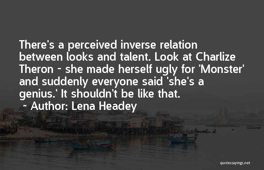 Lena Headey Quotes 1376956