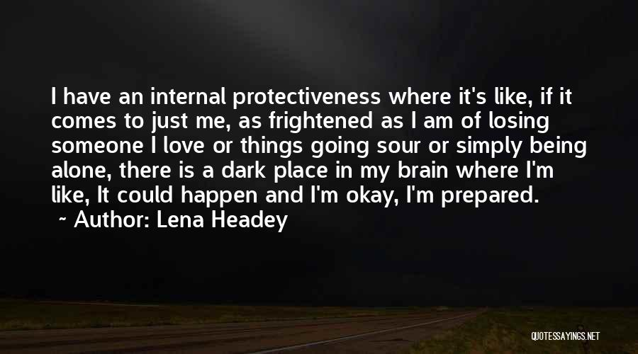 Lena Headey Quotes 791072