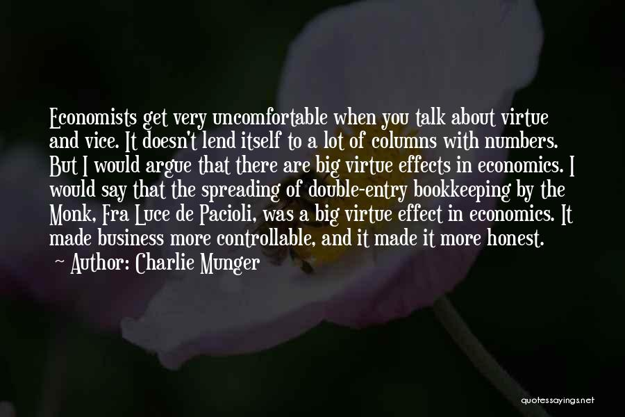 Lend Quotes By Charlie Munger