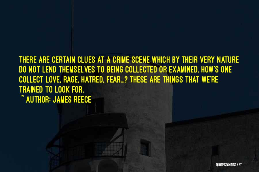 Lend Quotes By James Reece