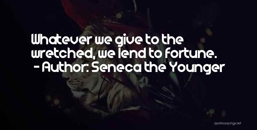 Lend Quotes By Seneca The Younger