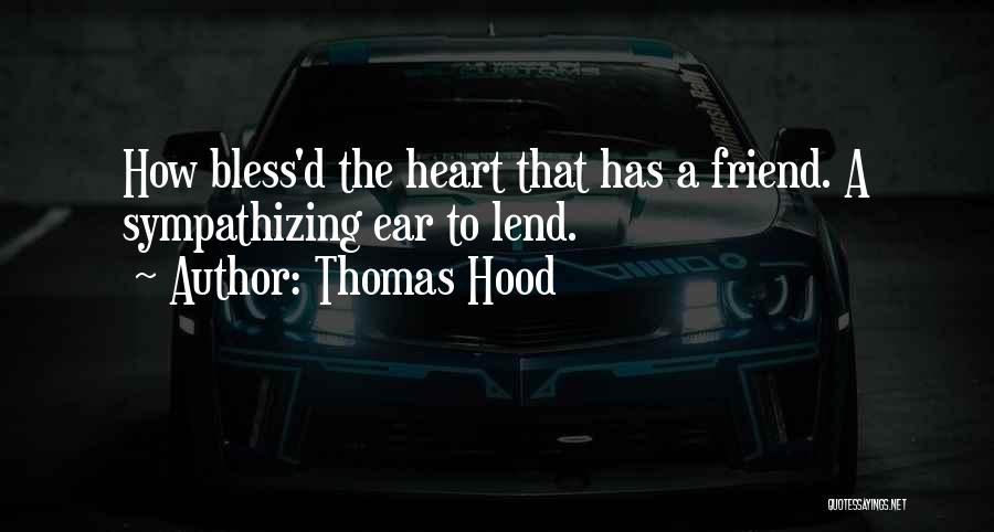 Lend Quotes By Thomas Hood