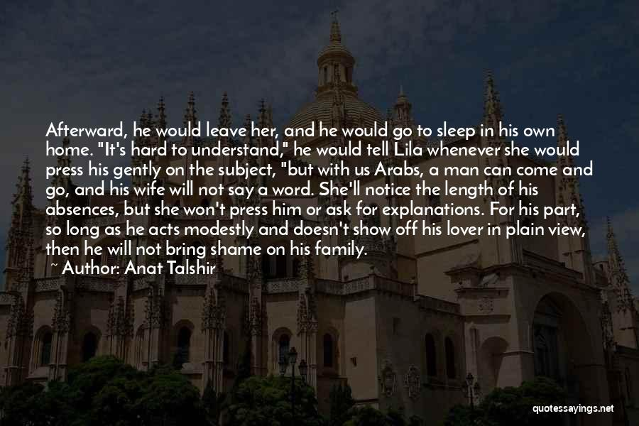 Length Quotes By Anat Talshir