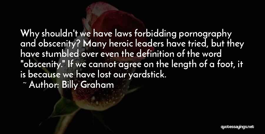 Length Quotes By Billy Graham
