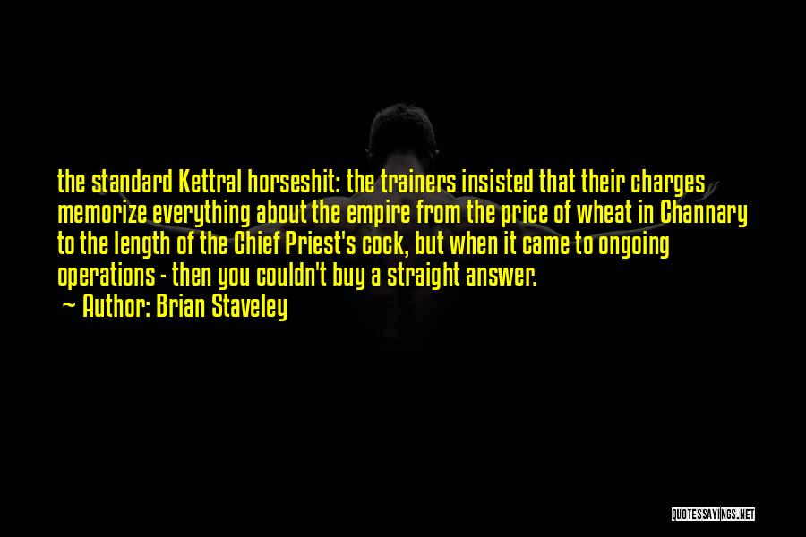 Length Quotes By Brian Staveley
