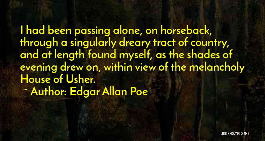 Length Quotes By Edgar Allan Poe