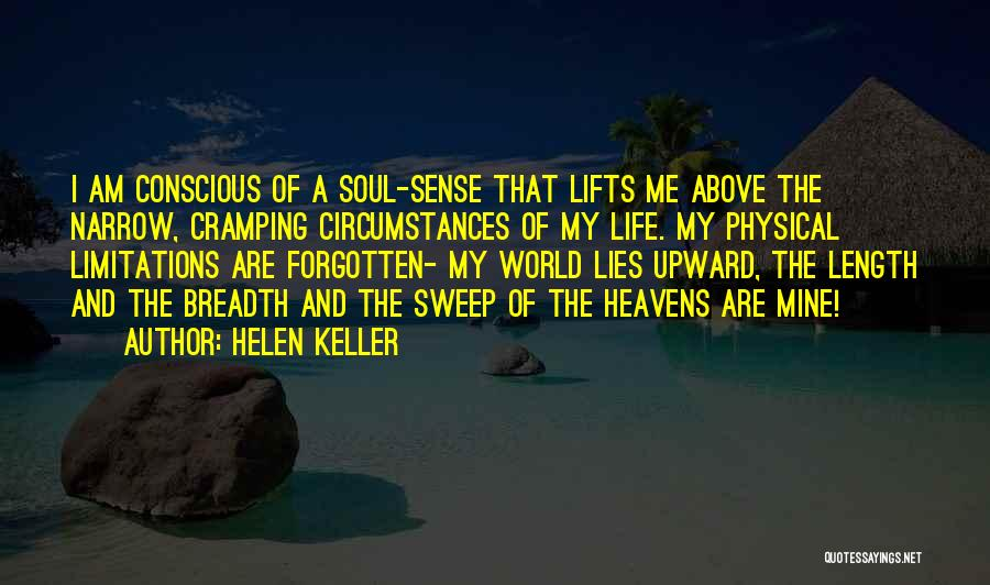 Length Quotes By Helen Keller