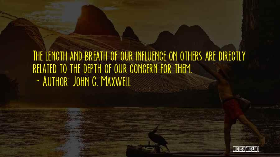 Length Quotes By John C. Maxwell