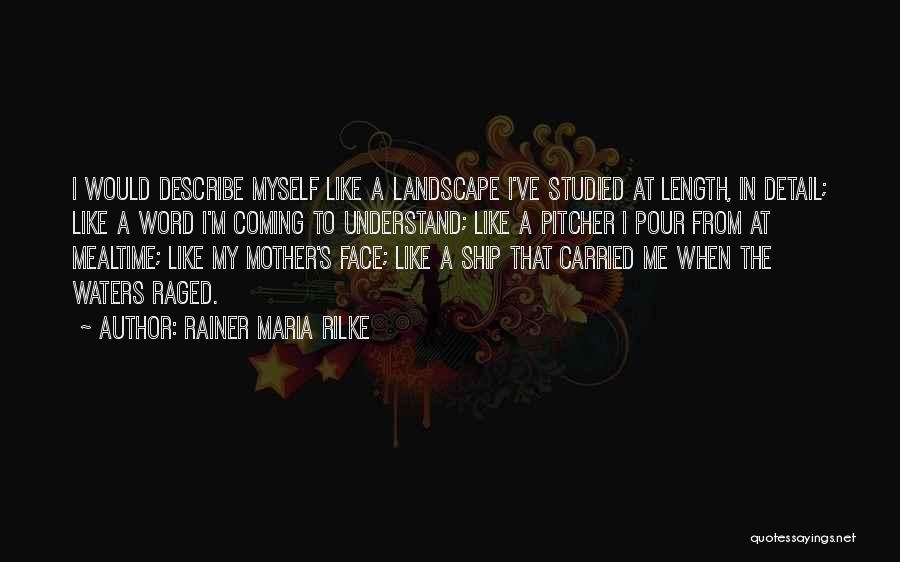 Length Quotes By Rainer Maria Rilke