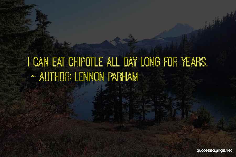 Lennon Parham Quotes 1587555
