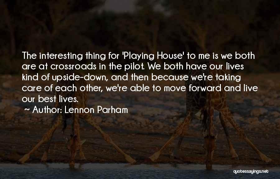 Lennon Parham Quotes 2048902