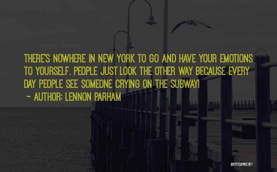 Lennon Parham Quotes 793231
