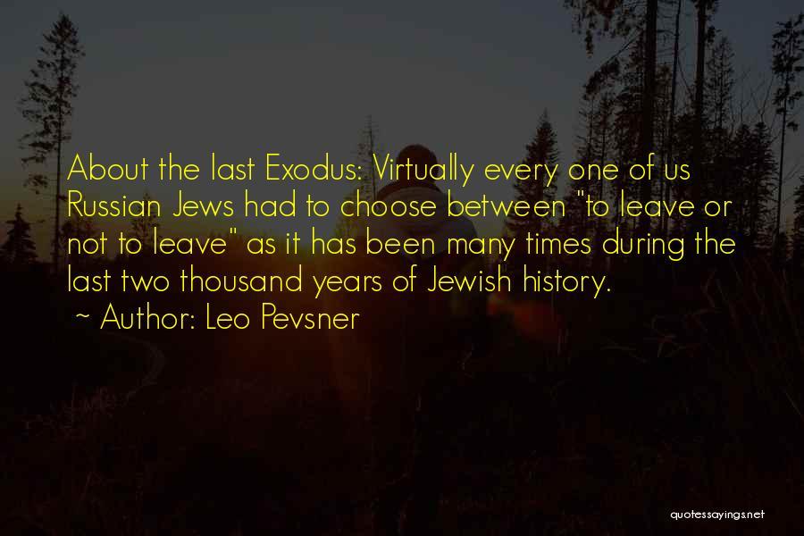 Leo Pevsner Quotes 1365250