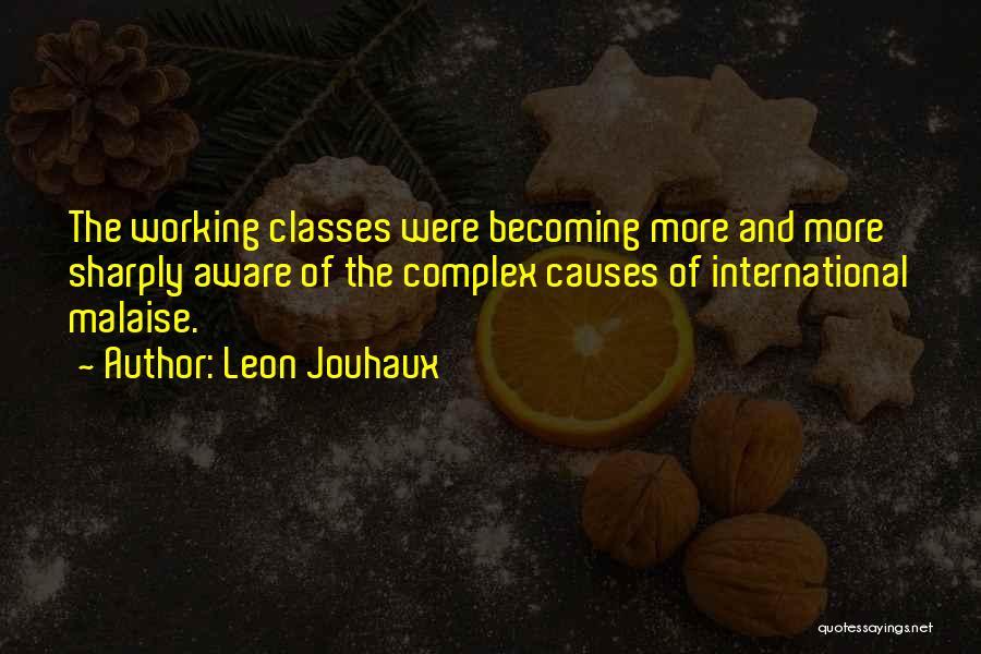 Leon Jouhaux Quotes 91507