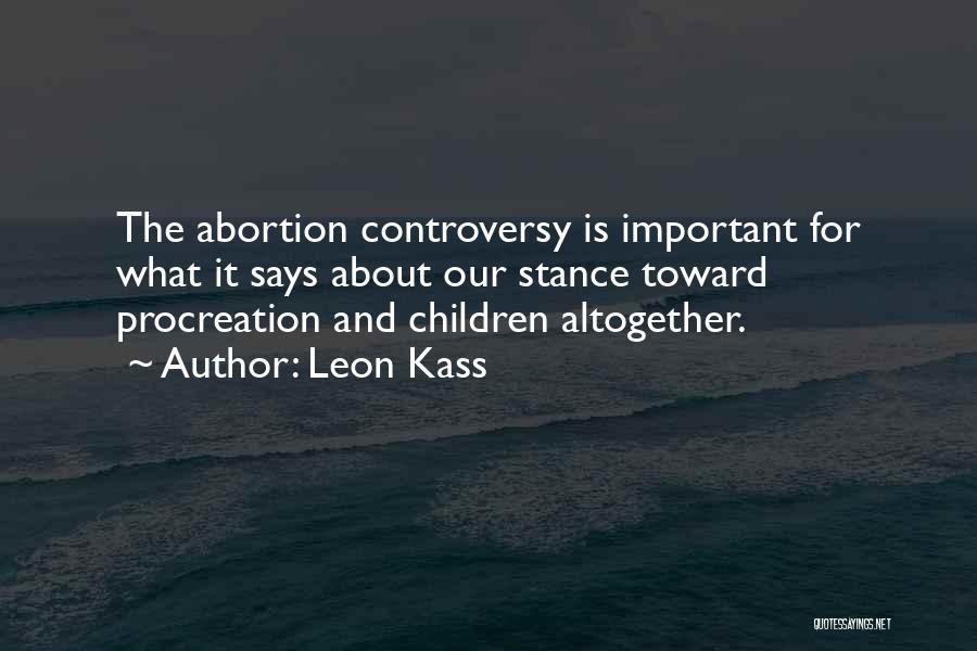 Leon Kass Quotes 128257