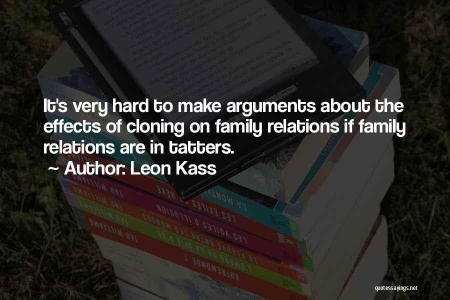 Leon Kass Quotes 1995805