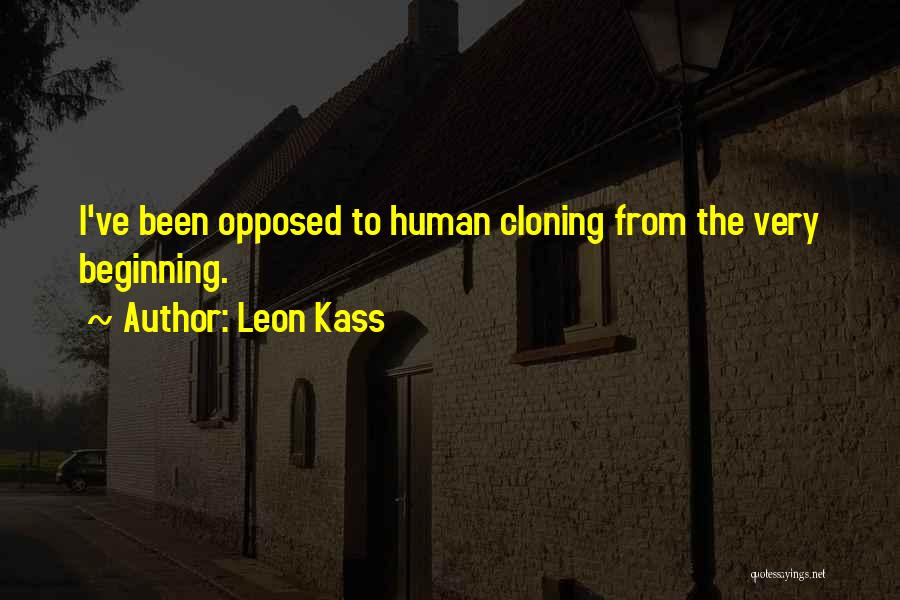 Leon Kass Quotes 426104
