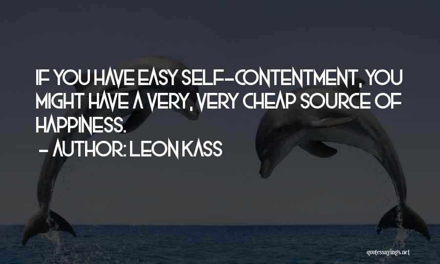 Leon Kass Quotes 585137