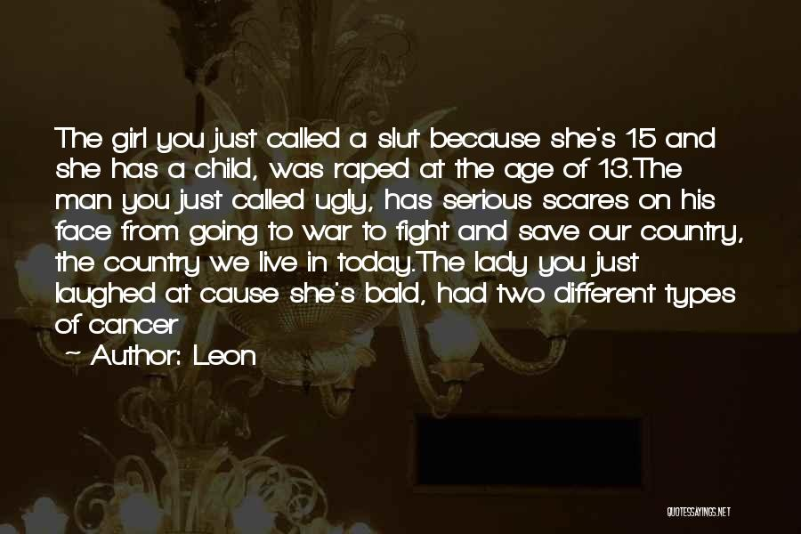 Leon Quotes 1612348