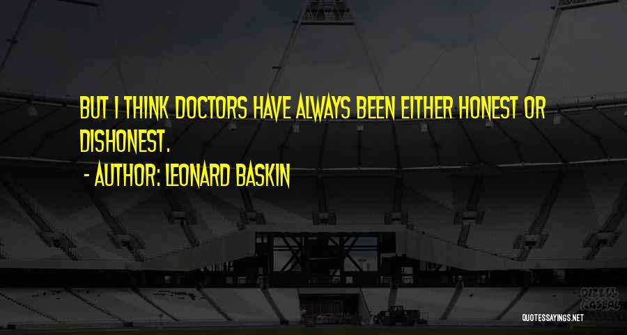 Leonard Baskin Quotes 1228826
