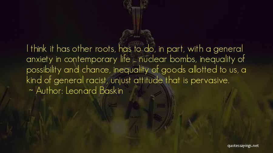 Leonard Baskin Quotes 1429364