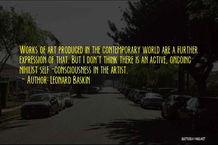 Leonard Baskin Quotes 674870