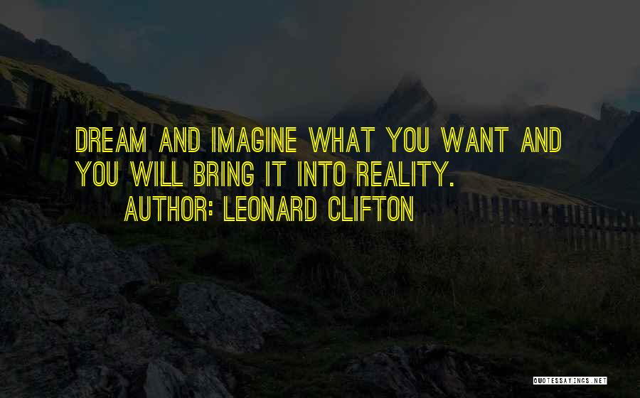 Leonard Clifton Quotes 141495