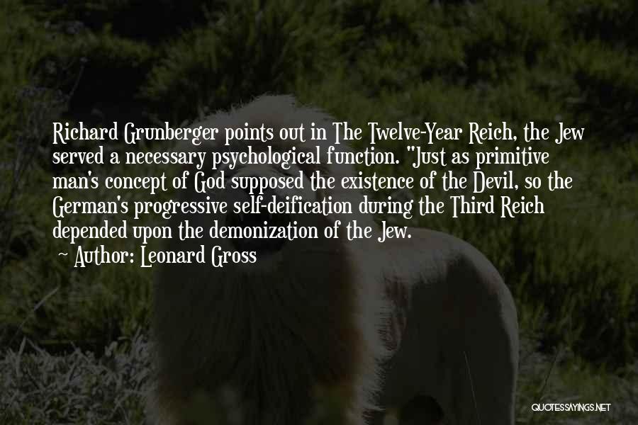Leonard Gross Quotes 1172088
