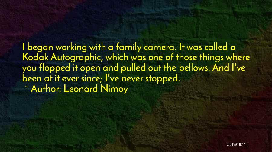 Leonard Nimoy Quotes 1175654