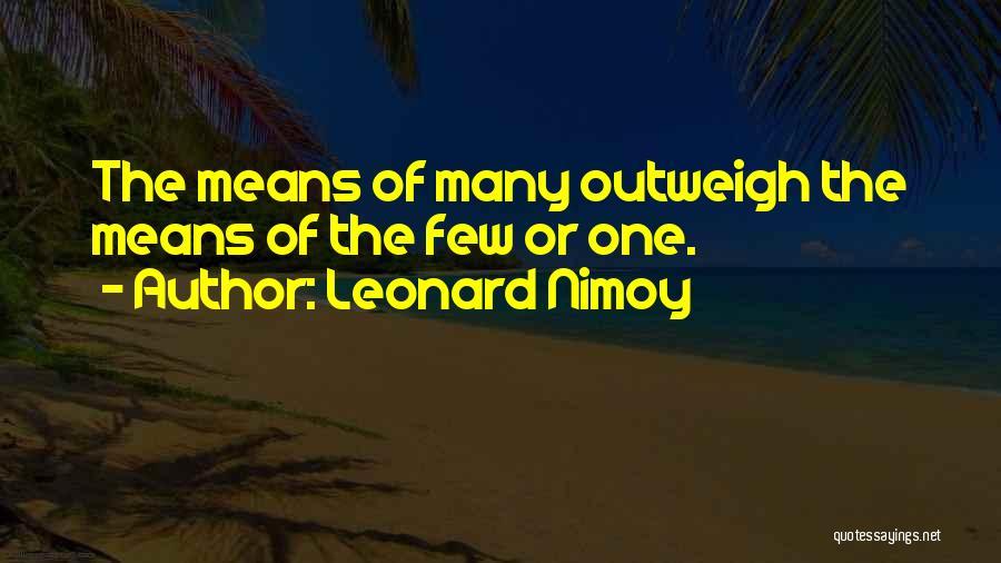 Leonard Nimoy Quotes 1192974