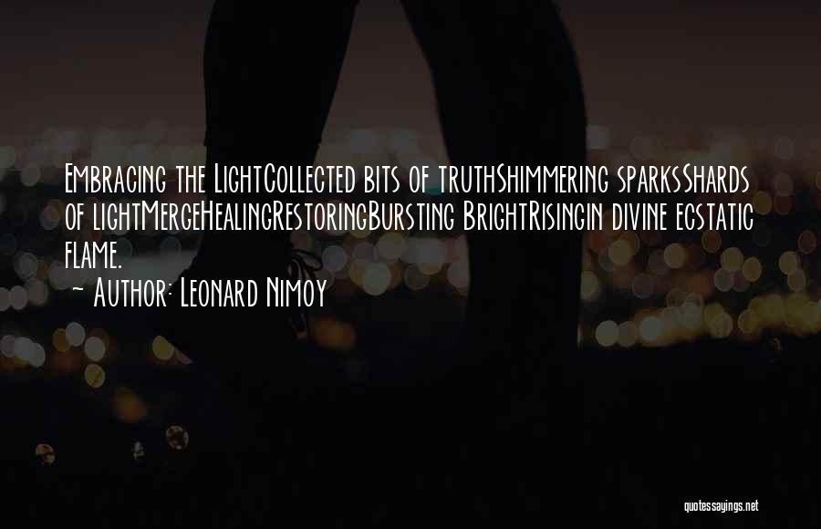 Leonard Nimoy Quotes 1424679