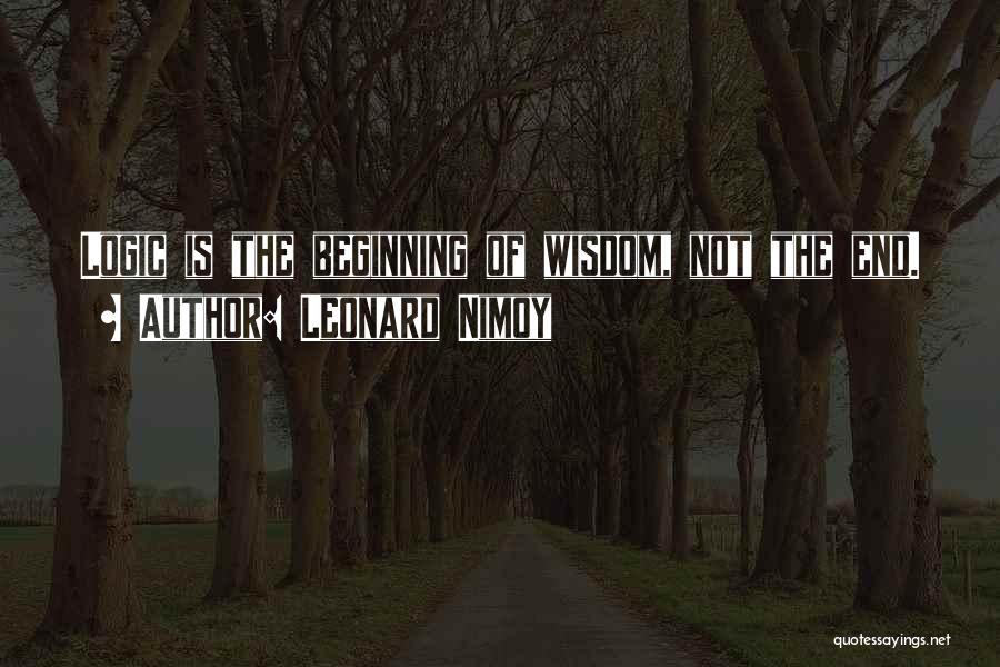 Leonard Nimoy Quotes 1453979