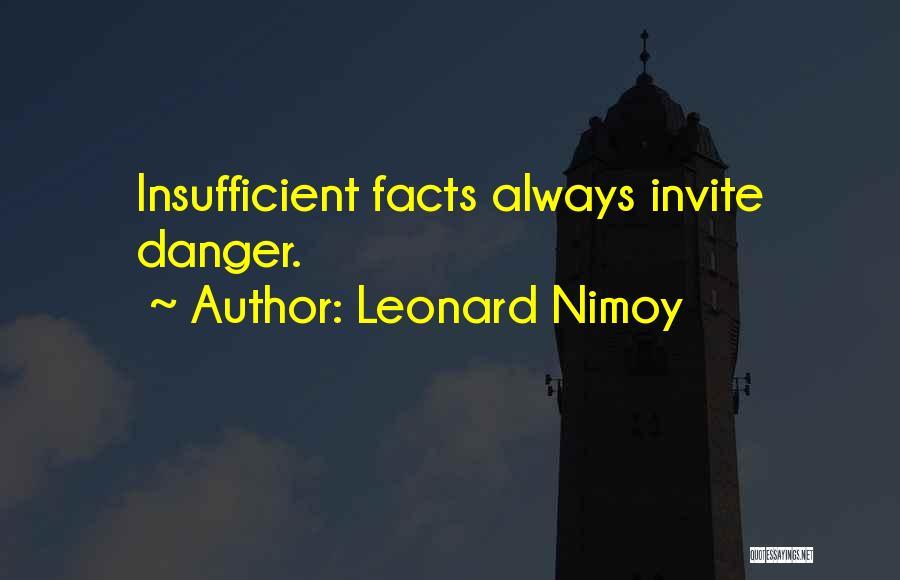 Leonard Nimoy Quotes 1507370