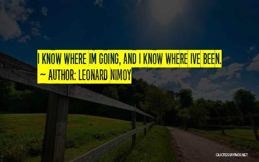 Leonard Nimoy Quotes 1550110