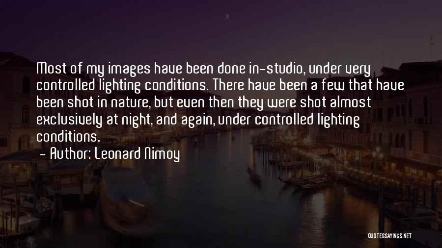 Leonard Nimoy Quotes 1566419